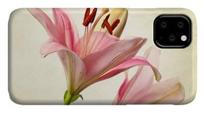 Liliaceae iPhone Cases