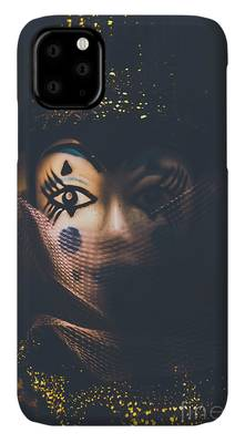 Netting iPhone Cases