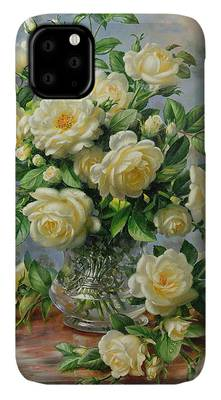 Yellow Rose iPhone Cases