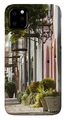 Historic Charleston iPhone Cases
