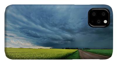 Storm Cell iPhone Cases