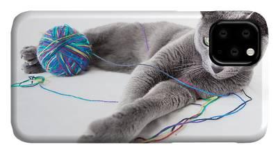 Yarn iPhone Cases