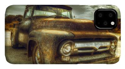 Vintage Truck Photographs iPhone Cases