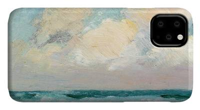 Cloudy Sky iPhone Cases