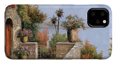 Villa iPhone Cases