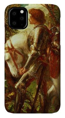 Knights Of The Round Table iPhone Cases