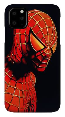 Spidey iPhone Cases