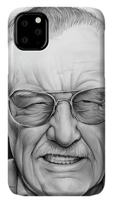Comic Drawings iPhone Cases