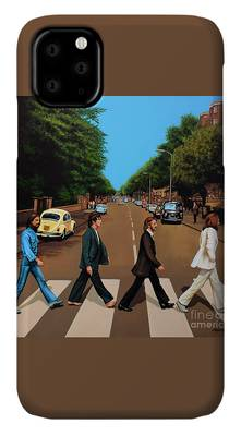 Rocks Music Beatles Art iPhone Cases