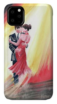 Ballroom Dancing - Dance Gallery iphone 11 case