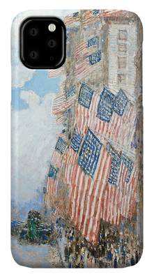 American Impressionist Paintings iPhone Cases