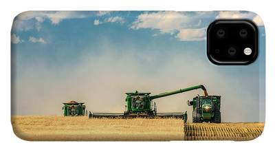 Harvest Photographs iPhone Cases