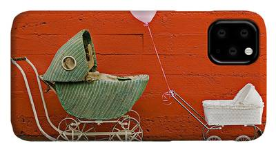 Carriage iPhone Cases