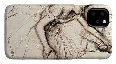 Female Drawings iPhone Cases