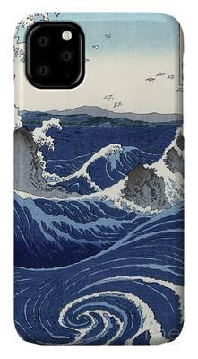 Ukiyo-e iPhone Cases