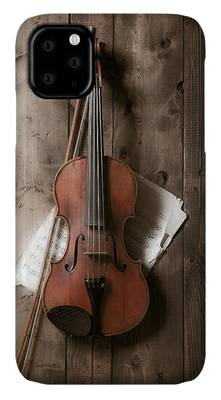 Country Music Photographs iPhone Cases