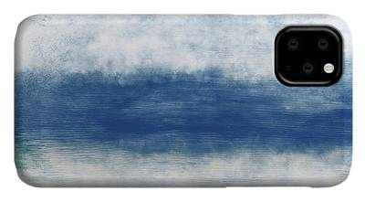 Coast Mixed Media iPhone Cases