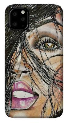 ist Drawings iPhone Cases