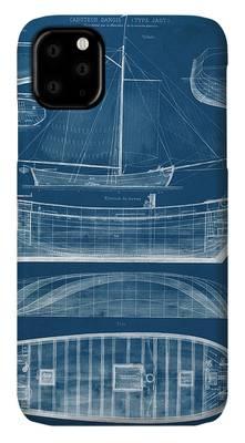 Designs Similar to Antique Ship Blueprint II