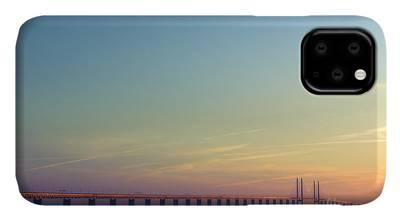 Swedish Landscape iPhone Cases