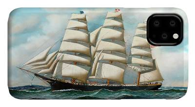 Designs Similar to The Ship Young America At Sea