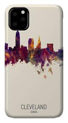 Designs Similar to Cleveland Ohio Skyline