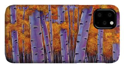 Trunk Paintings iPhone Cases