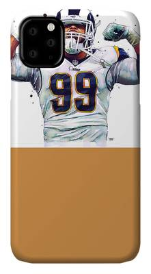 Los Angeles Rams iPhone Cases