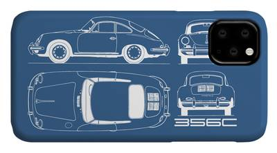 Designs Similar to Porsche 356 C Blueprint