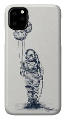 Pen And Ink iPhone Cases