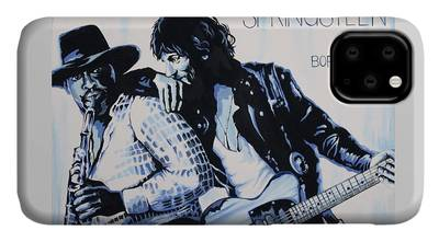 Clarence Clemons iPhone Cases