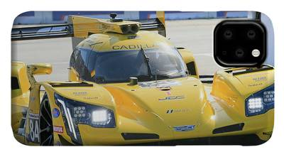 cadillac racing 2 iphone case