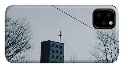 Brum Cityscape iphone 11 case