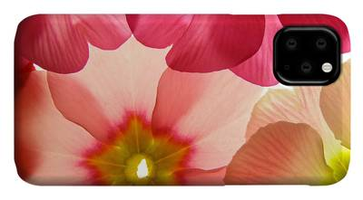 Pretty Primulas iPhone 11 case