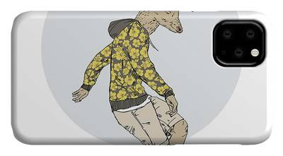 Anthropomorphic iPhone Cases