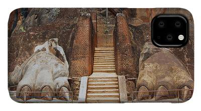 Lion Gate iPhone Cases