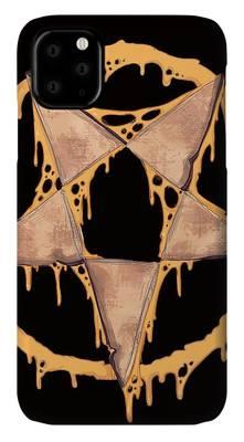Pentagram iPhone Cases