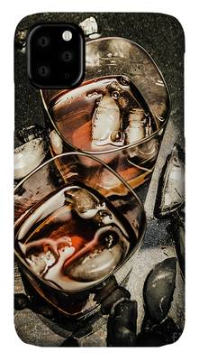 Whisky Photographs iPhone Cases