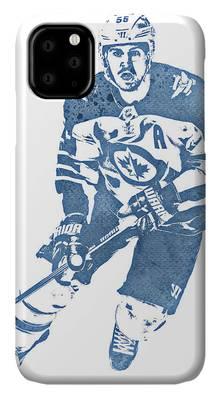 Mark Scheifele Jersey iphone 11 case