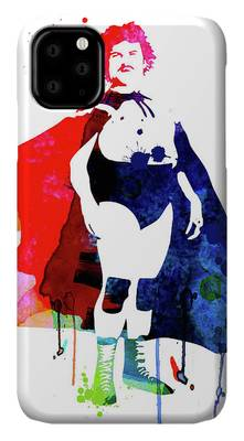 Famous Mixed Media iPhone Cases