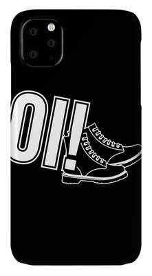 Punk Boots 2 iphone case