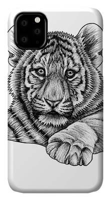 Siberian Cat iPhone Cases