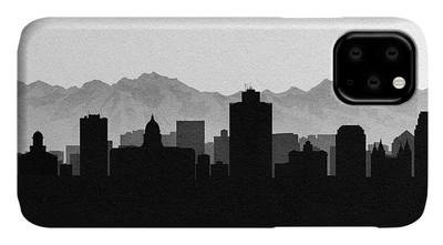 Designs Similar to Salt Lake Cityscape Art