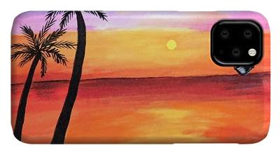 Paint Paintings iPhone Cases