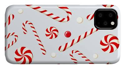 Candy Cane iPhone Cases