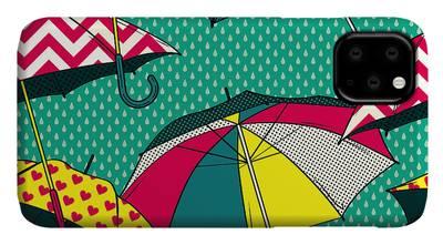 Rainy Day iPhone 11 Cases