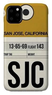 San Jose Digital Art iPhone Cases