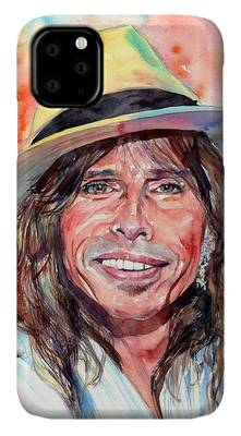 Steven Tyler Rock Music iPhone Cases