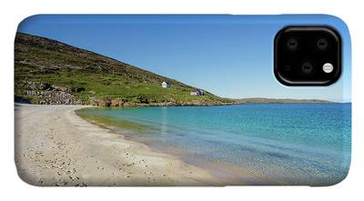 Outer Hebrides Mixed Media iPhone Cases