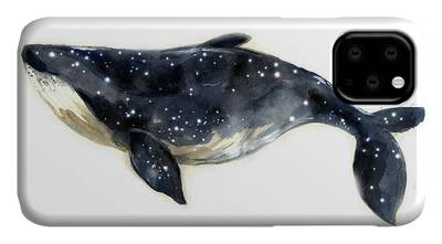 Designs Similar to Watercolor Sketch Blue Whale